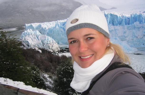 perito moreno glacier argentinië patagonië el calefate