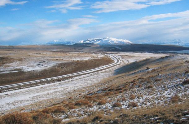 argentinië patagonië el calefate glacier