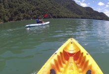 Photo of Kayaking in La Baells Reservoir, Berga, Catalaanse Pyreneeën