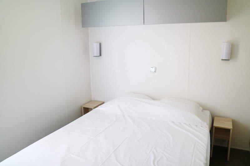 Sûnelia camping Patchwork cottage slaapkamer - AllinMam.com