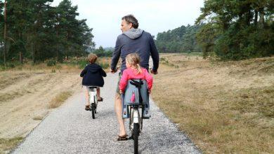 Met kinderen fietsen op de Hoge Veluwe - AllinMam.com