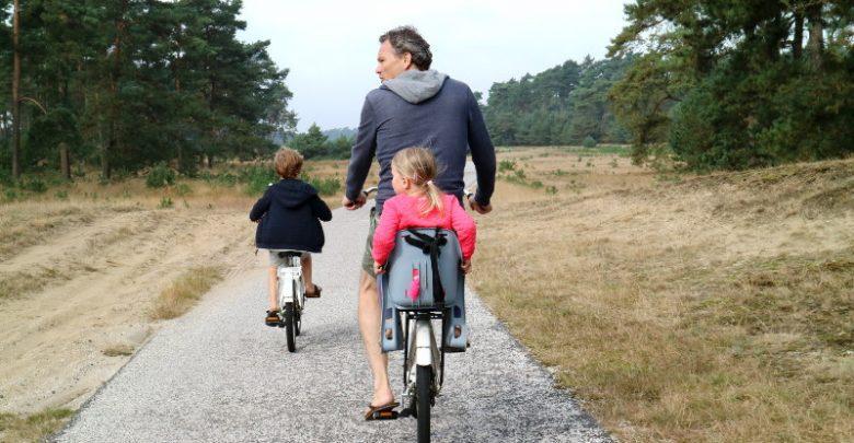 Photo of Met kinderen fietsen op de Hoge Veluwe