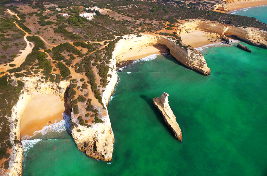 Fontainhas, Morena en Pontal, Algarve - AllinMam.com