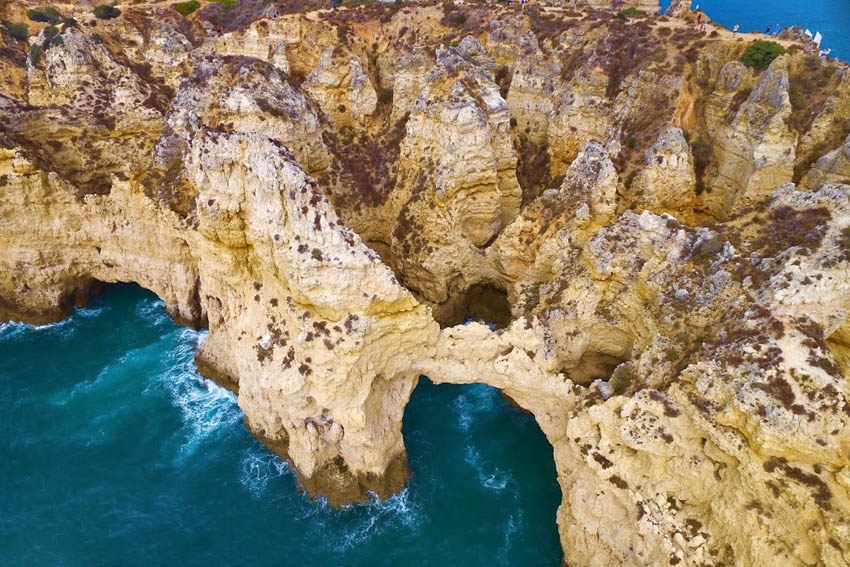 Must see aan de Algarve: Ponta da Piedade - AllinMam.com