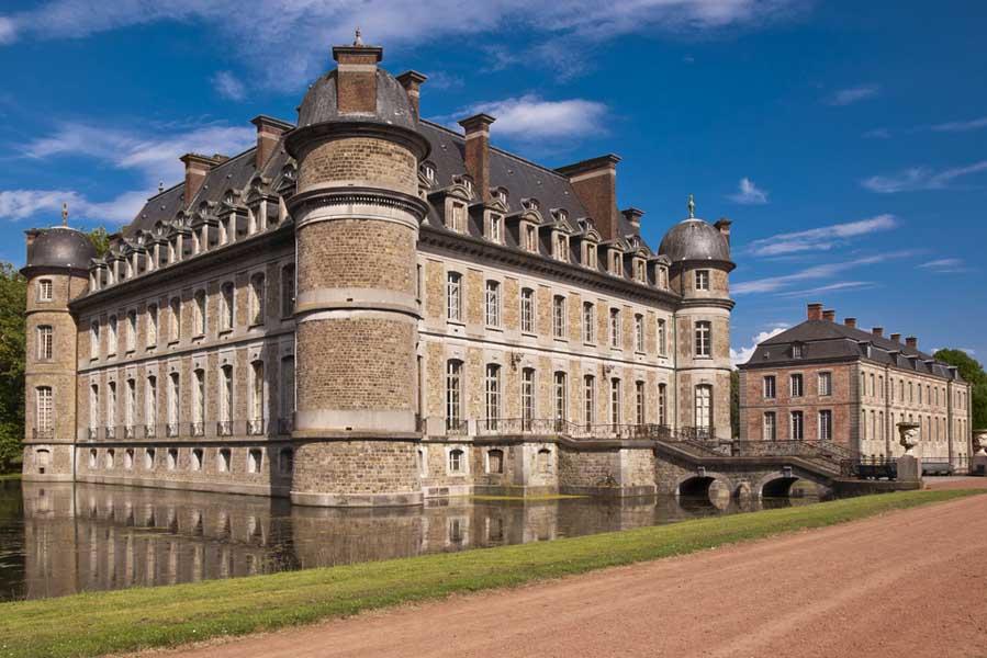 Kasteel van Beloeil België - AllinMam.com