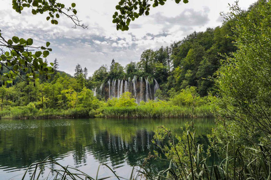 Afstand Split Plitvice meren