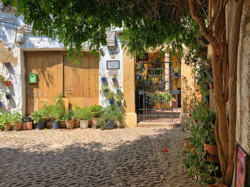 Calle Marqués de Salvatierra in Ronda - Wandelroute langs 22 Ronda bezienswaardigheden - Reislegende.nl