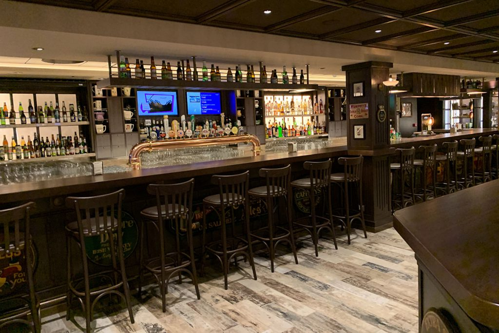 Bar op MSC Grandiosa - Reislegende.nl