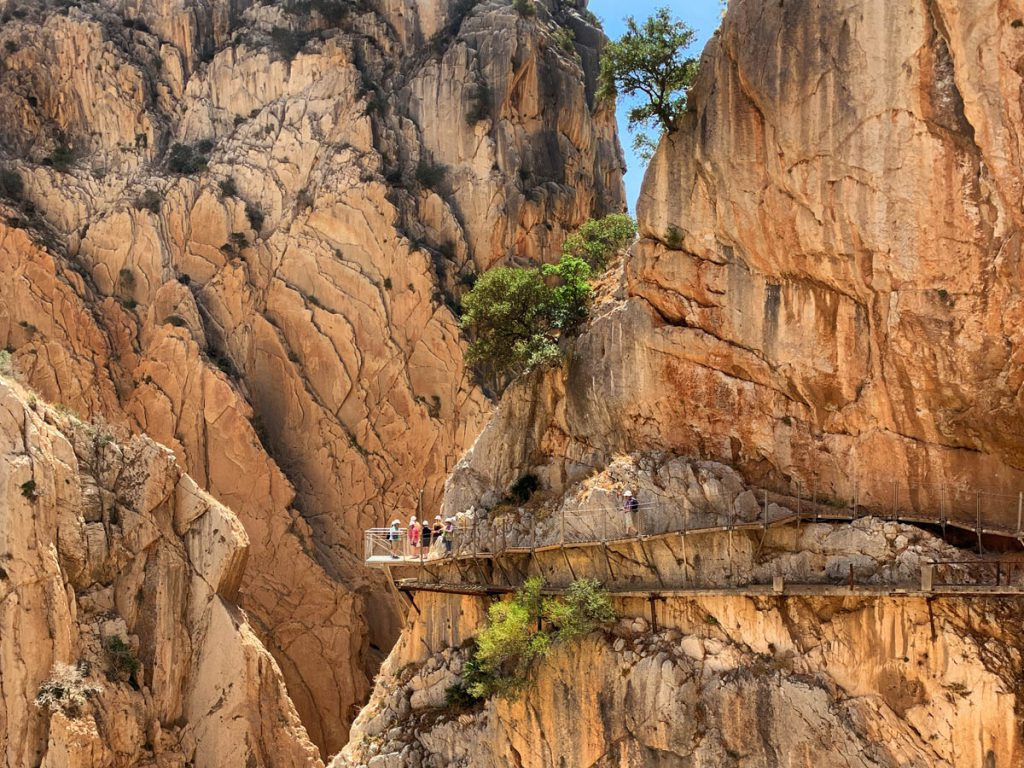 Caminito del Rey spectaculaire wandeling in Andalusië - Reislegende.nl