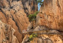 Photo of Caminito del Rey wandelpad: must do in Málaga, Andalusië