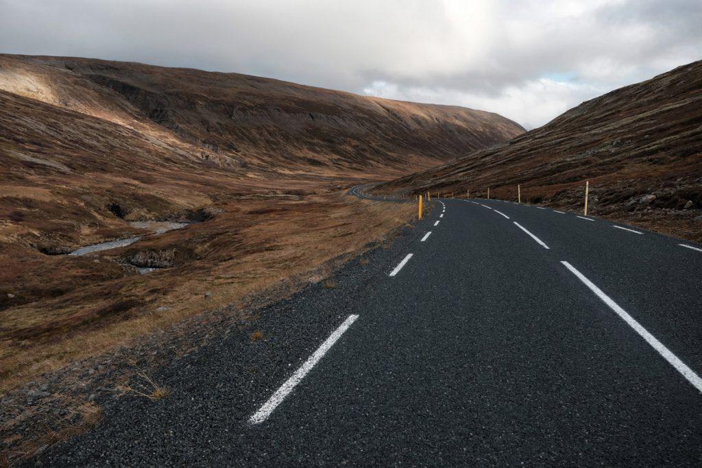 Conditie van wegen in de Westfjorden IJsland Reislegende - Reislegende.nl
