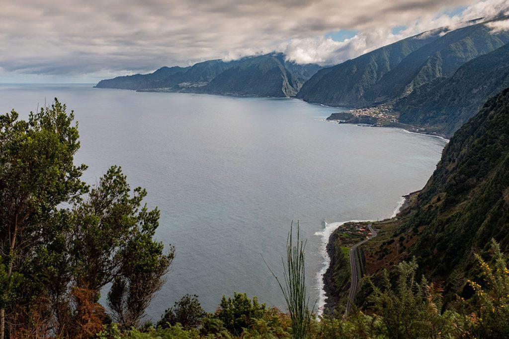 9 mooie uitkijkpunten op Madeira - Miradouro da Eira da Achada - Reislegende.nl