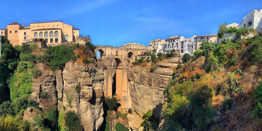 Uitzicht Mirador De Cuenca - Wandelroute langs 22 Ronda bezienswaardigheden - Reislegende.nl