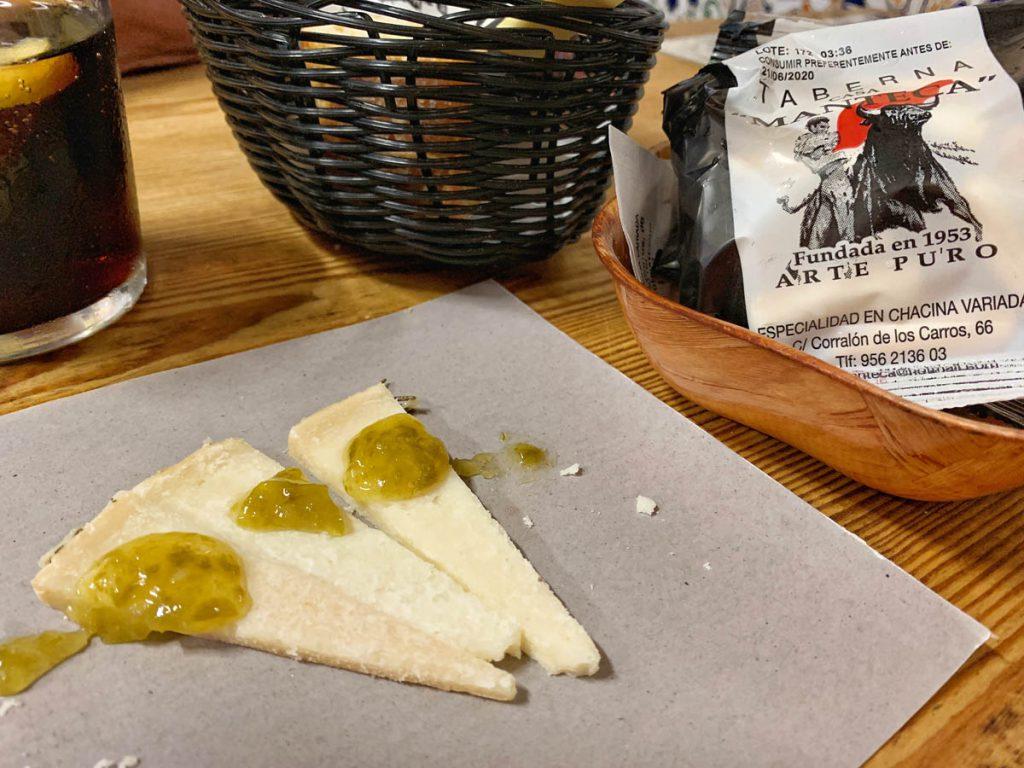 Eten in Cadiz Casa Manteca - Cadiz bezienswaardigheden en tips - Reislegende.nl
