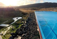 Photo of Gvendarlaug hot pools in IJslandse Westfjorden