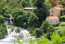 Photo of De prachtige watervallen in National Park Krka