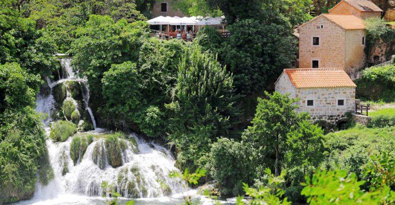 Photo of De prachtige watervallen in National Park Krka