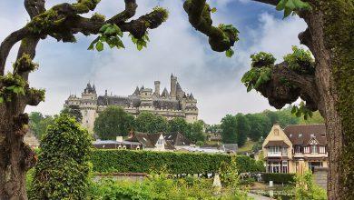 Kasteel van Pierrefonds in Frankrijk, opnamelocatie van de serie Merlin - Reislegende.nl