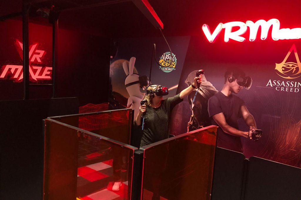 MSC Grandiosa virtual games - Reislegende.nl