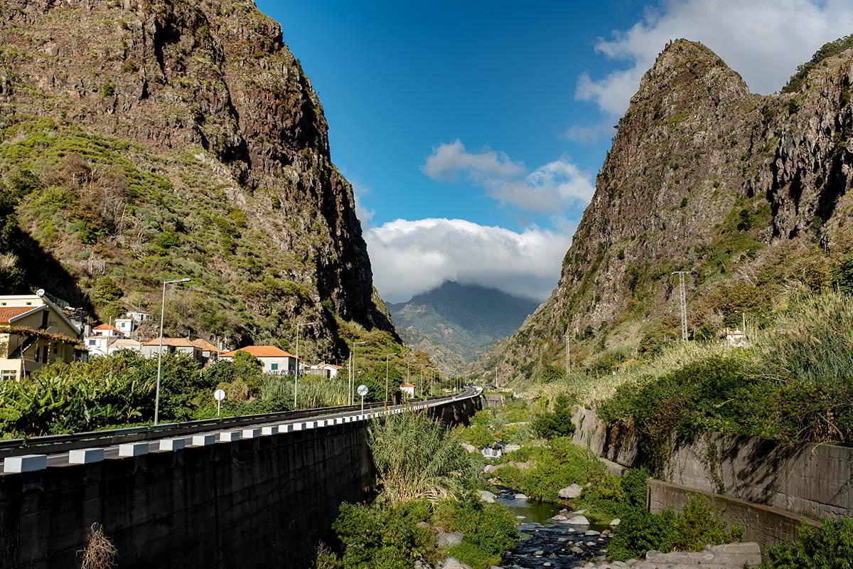Binnenland van Madeira - Reislegende.nl