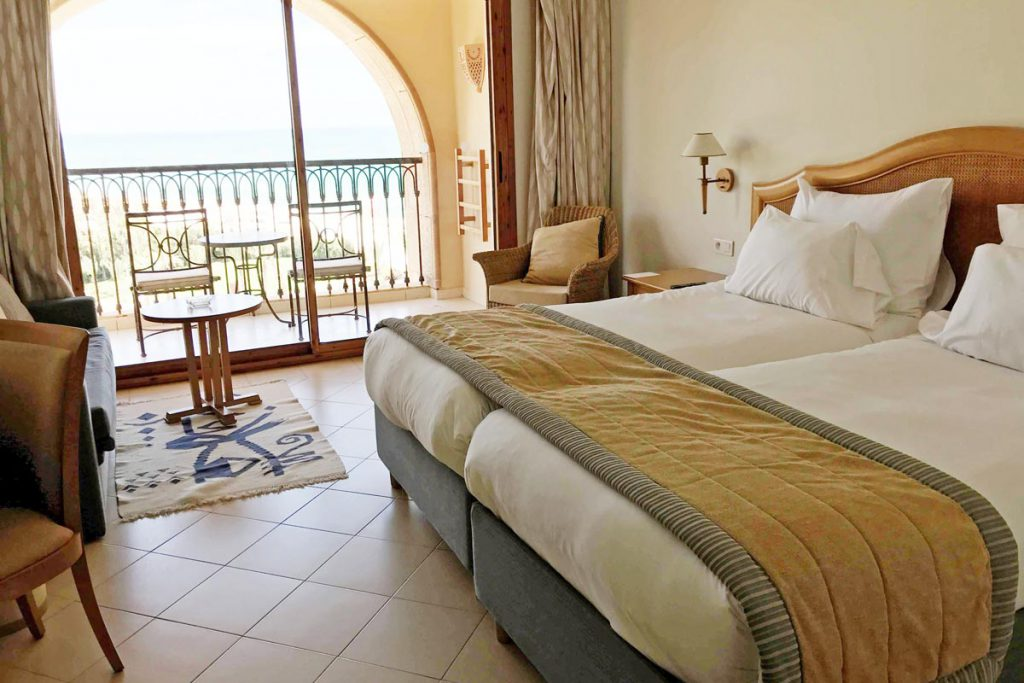 Movenpick hotel Sousse kamer