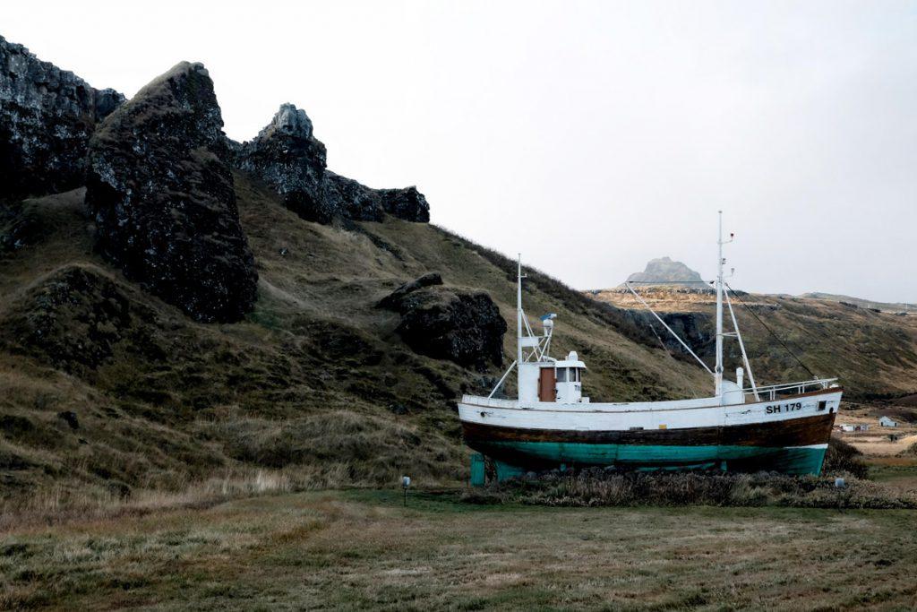 Olafsvik Snaefellsnes schiereiland tips IJsland Reislegende- Reislegende.nl