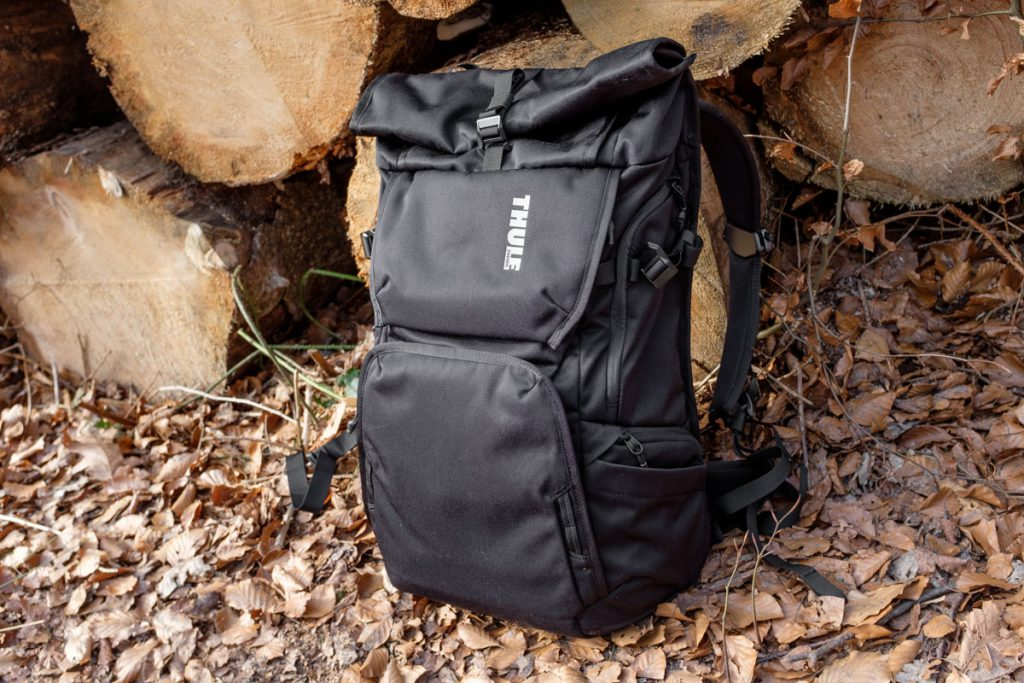 Review Thule Covert DSLR Backpack 32L - Reislegende.nl