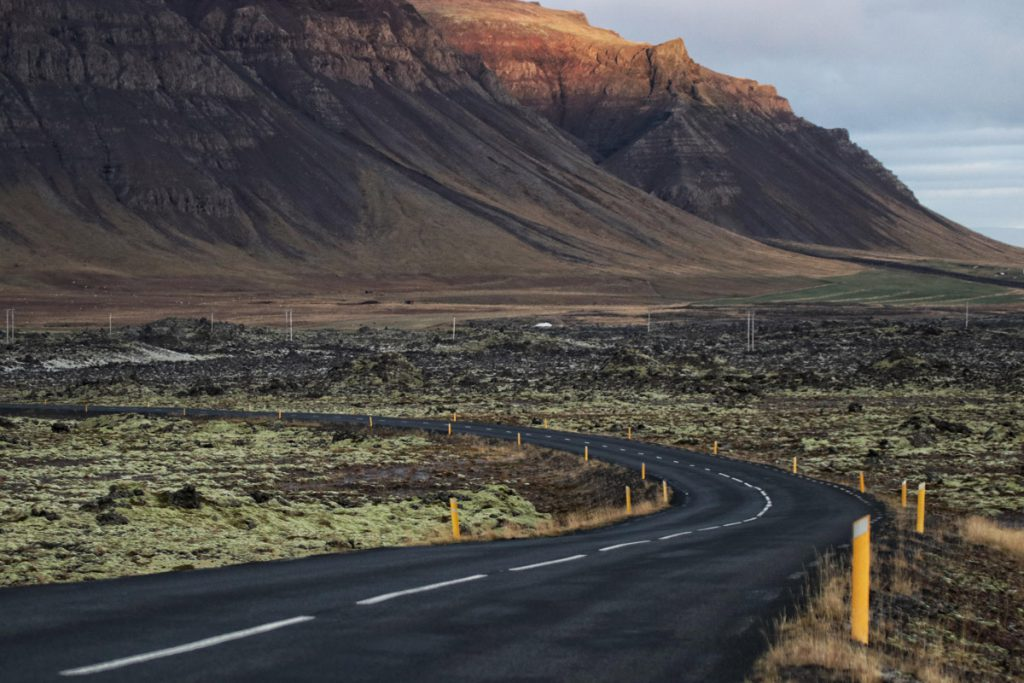 Road 54 Snaefellsnes bezienswaardigheden IJsland Reislegende- Reislegende.nl