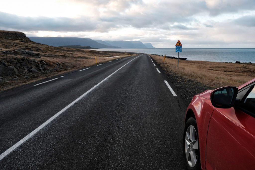 Route door de Westfjorden IJsland Reislegende - Reislegende.nl
