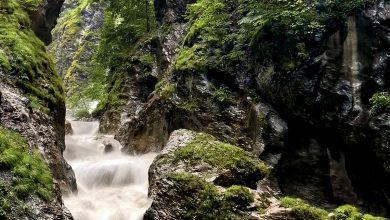 Liechtensteinklamm, must see in Salzburg - Reislegende.nl