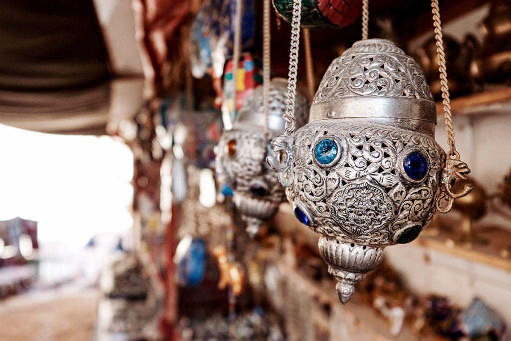 Petra souvenirs - Tips voor een bezoek aan Petra, wereldwonder in Jordanië - Reislegende.nl