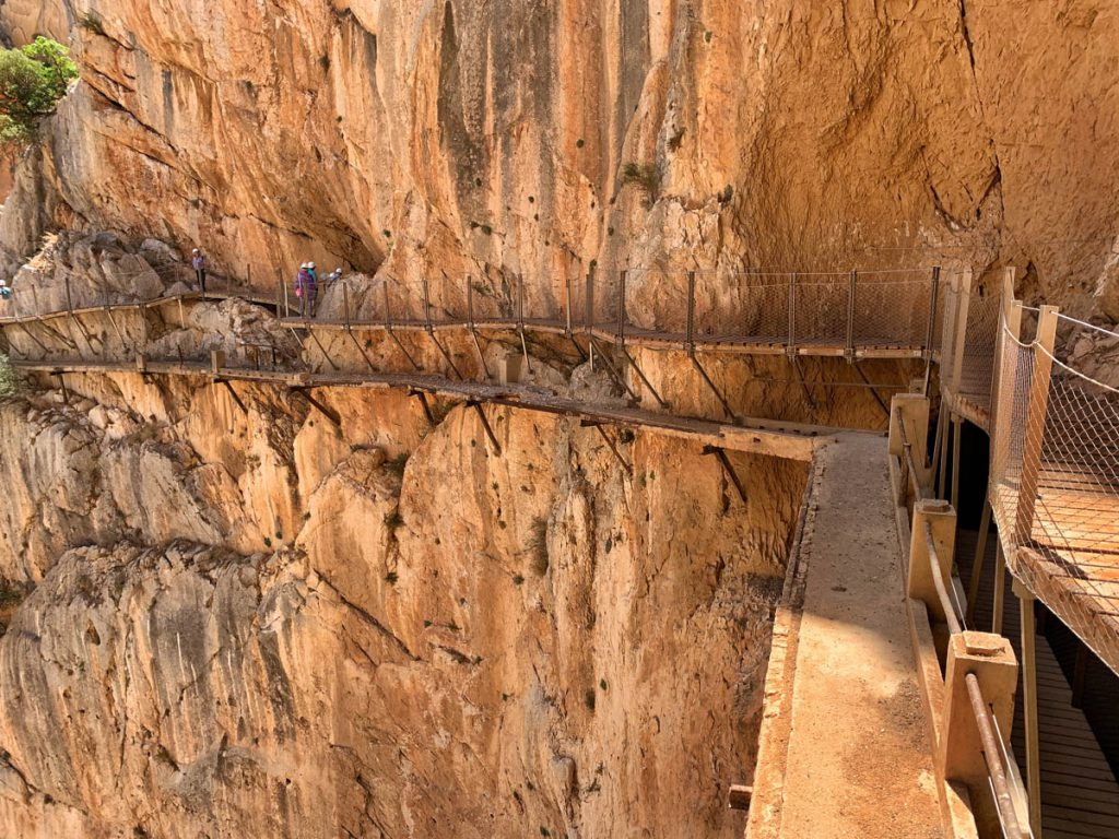 Spectaculaire wandeling Caminito del Rey Andalusië - Reislegende.nl