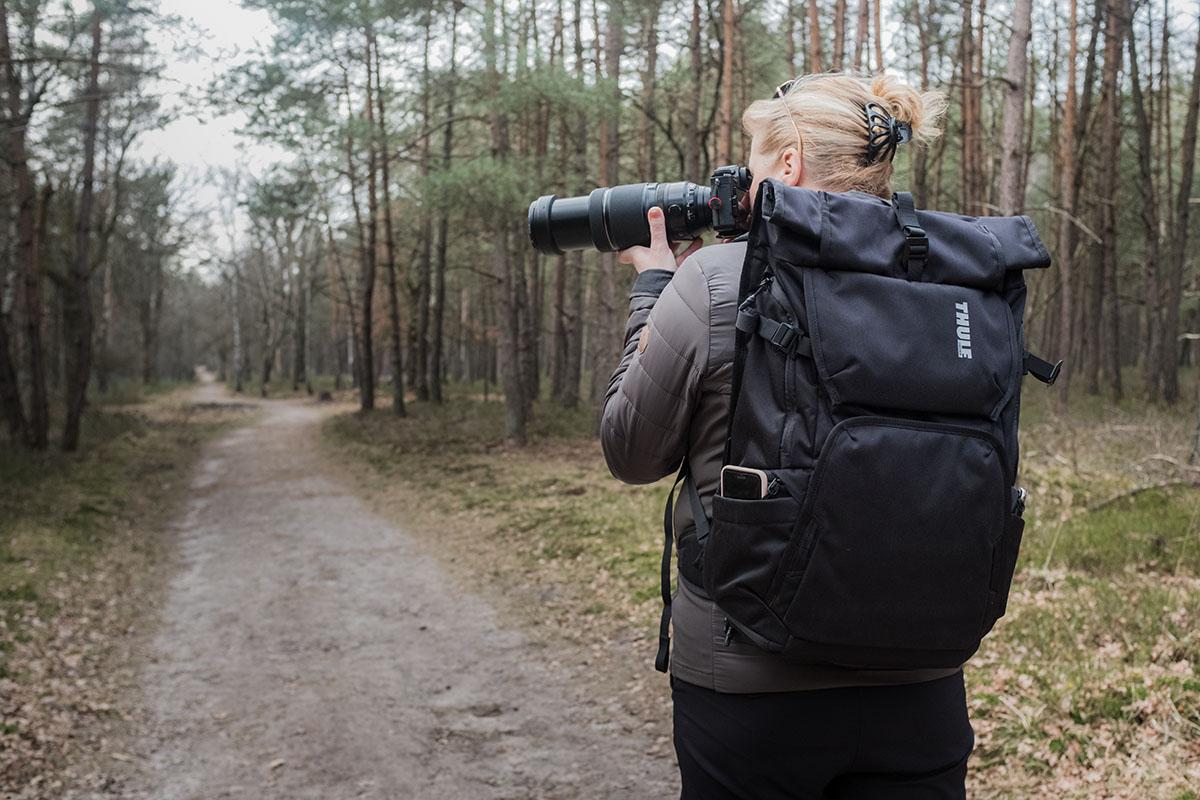 Review: Thule Covert DSLR cameratas 32L - Reislegende.nl