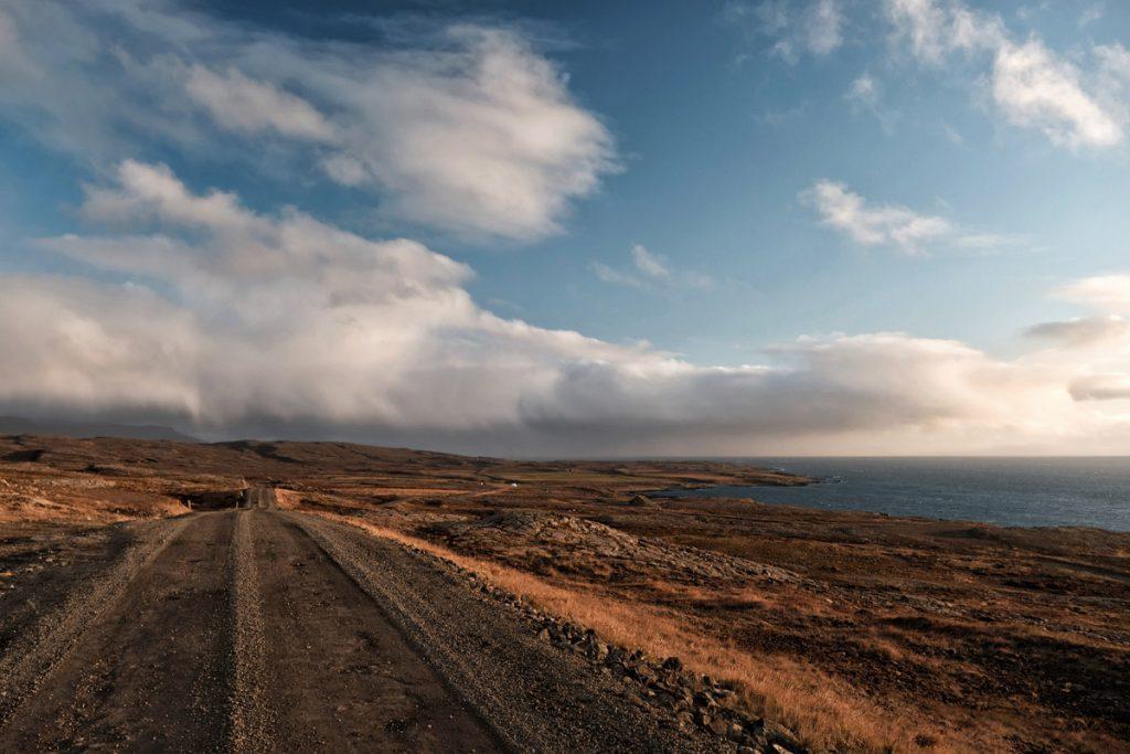 Westfjorden IJsland met de auto conditie van de wegen Reislegende - Reislegende.nl