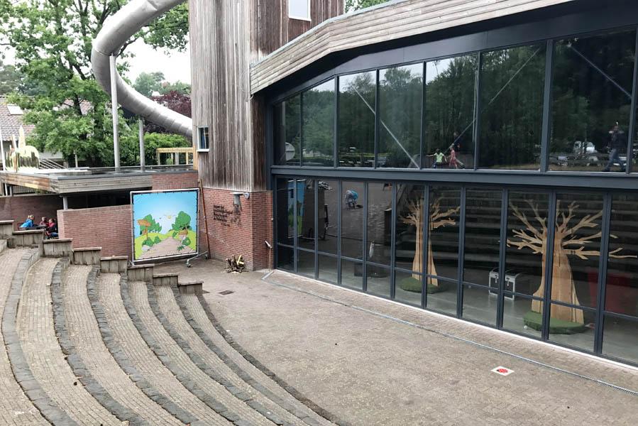 Buiten theater Beerze Bulten - AllinMam.com