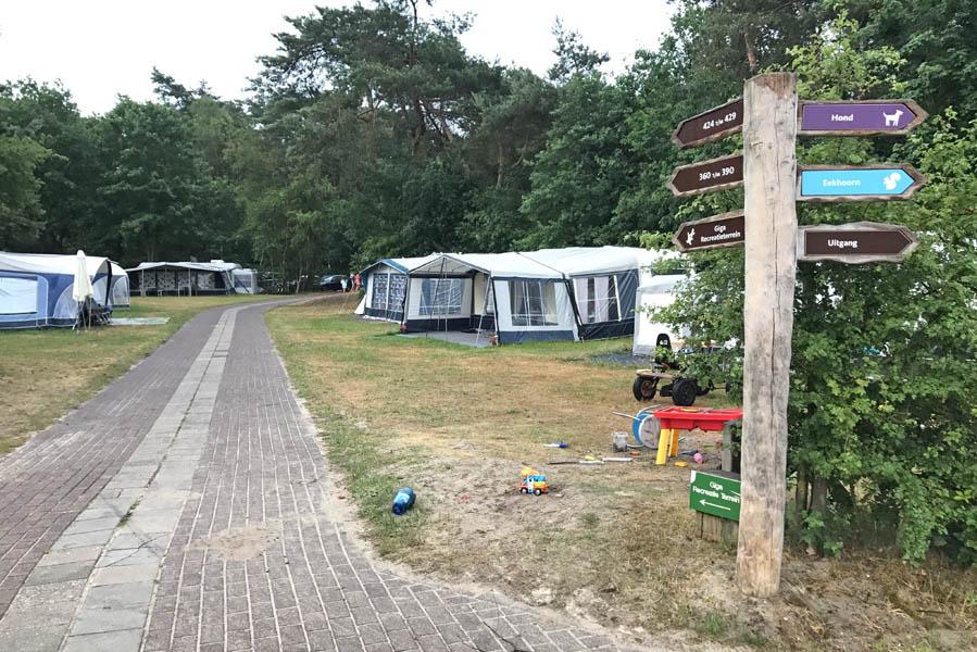 Camping Beerze Bulten - AllinMam.com