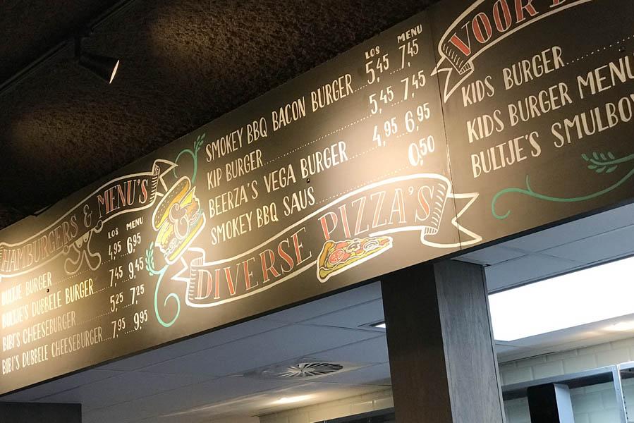 Eten bij Beerze Bulten - AllinMam.com