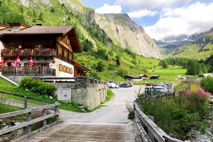 Lucknerhaus - Vakantie in Osttirol met uitzicht op de Großglockner - AllinMam.com
