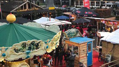 Kerstmarkt in Durbuy, het kleinste stadje van België - AllinMam.com
