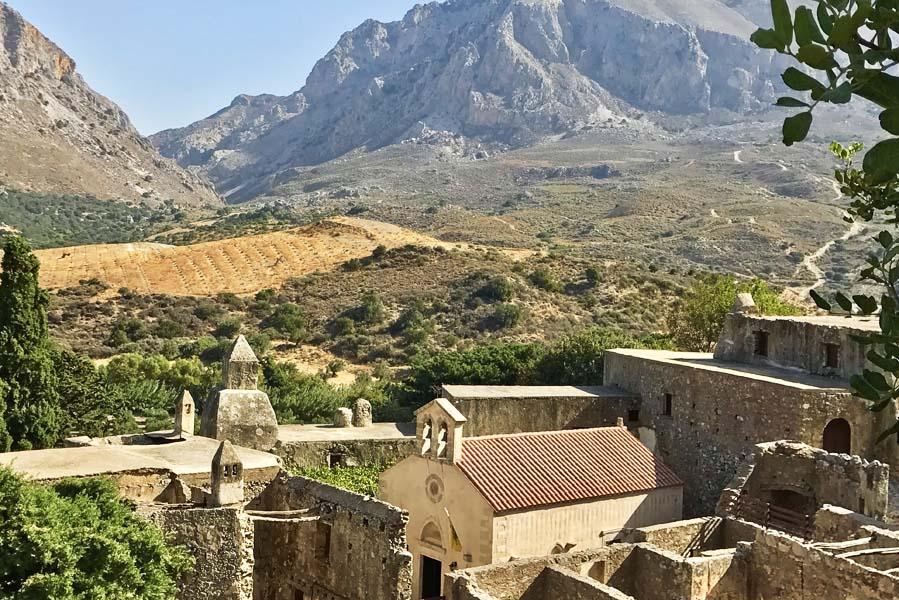Moni Kato Preveli Crete - AllinMam.com