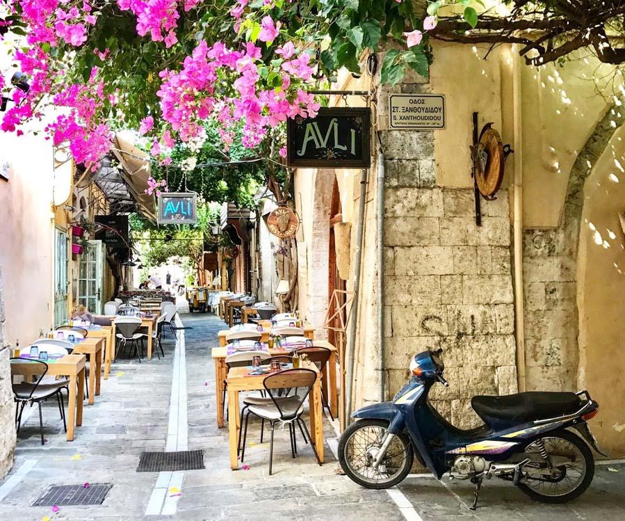 Rethymnon Kreta - AllinMam.com