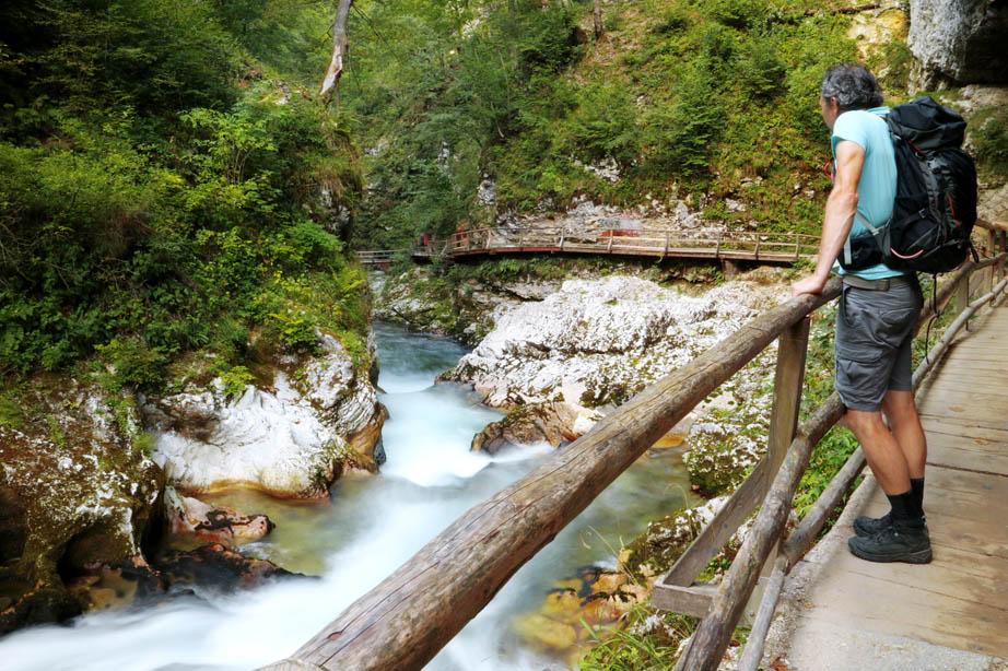 Vintgar Gorges Slovenië - AllinMam.com