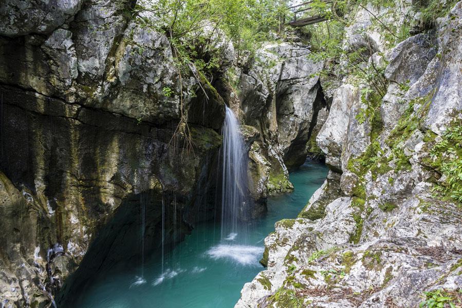 Soča Gorge - AllinMam.com