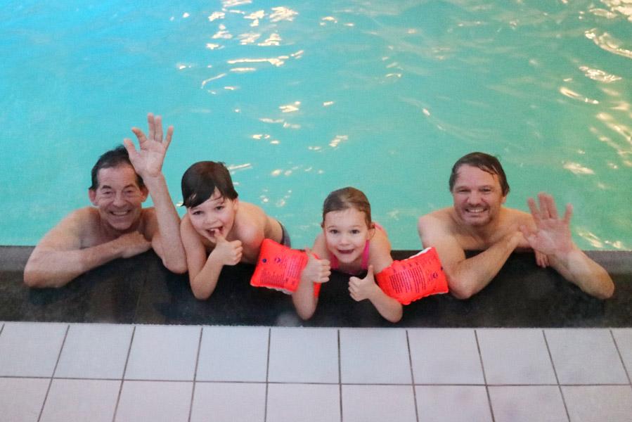 Landal Amerongse Berg zwembad - AllinMam.com
