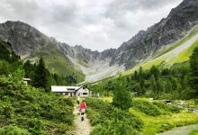 Verpeilhütte in Kaunertal - AllinMam.com