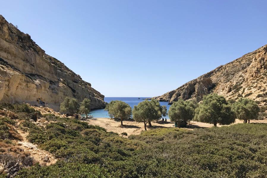 Martsalo beach Kreta - AllinMam.com