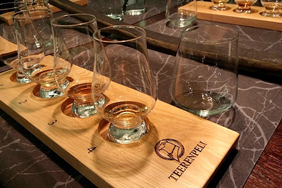 Teerenpeli whiskey proeverij - AllinMam.com