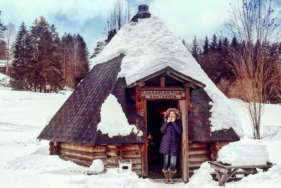 Varjola, Kuusa, Finland - AllinMam.com