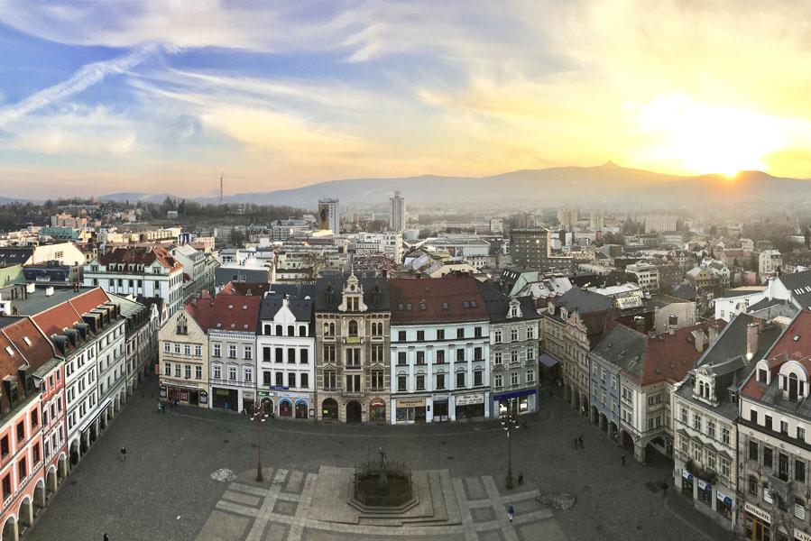 Liberec: combinatie stedentrip en skiën in Tsjechië - AllinMam.com