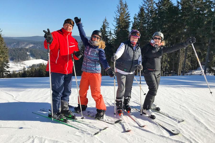 Skiën in Tanvadský Špičák - Liberec: combinatie stedentrip en skiën in Tsjechië - AllinMam.com